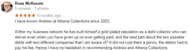 debt collection agency leicester